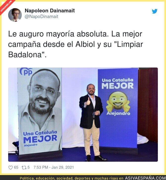 574913 - Así pretende ganar el PP en Catalunya