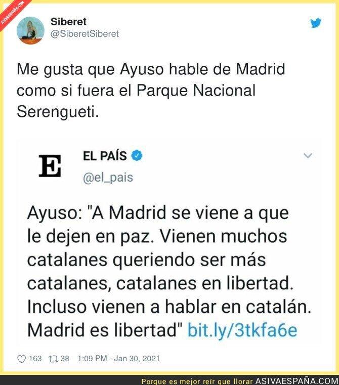 575694 - Madrid es la libertad que falta en otros lados