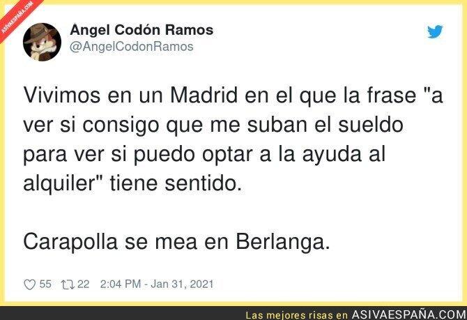 577466 - Así se vive en Madrid en 2020