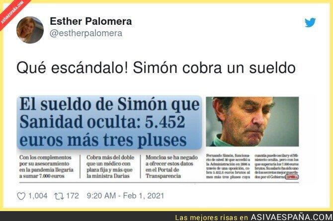 578376 - Tremendo lo de Fernando Simón