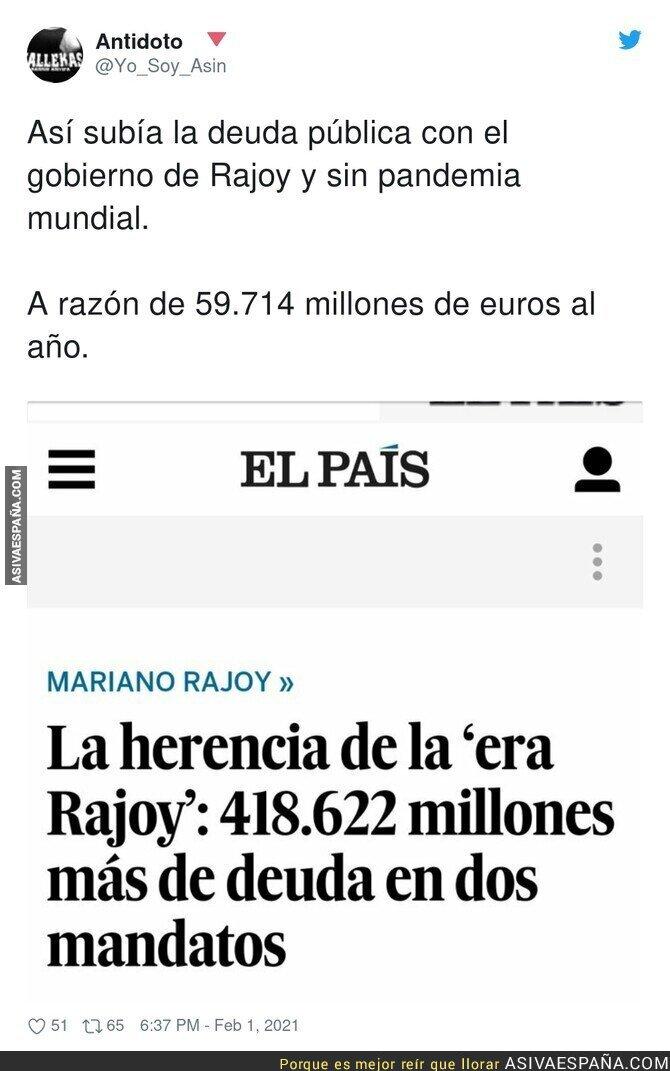 579644 - La herencia que arruina a España