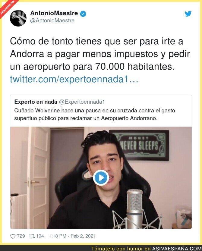 580153 - La lógica del youtuber neoliberal andorrano