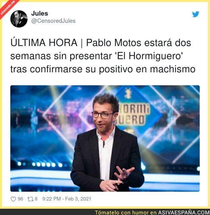 582512 - Lo que debería pasar con Pablo Motos