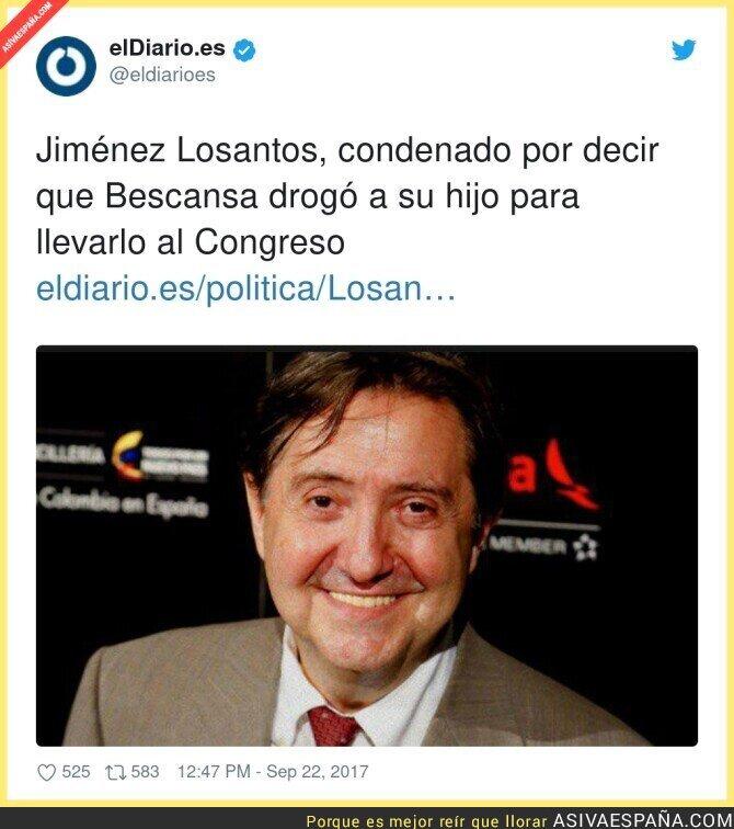 582885 - Otra condena bonita para Jiménez Losantos