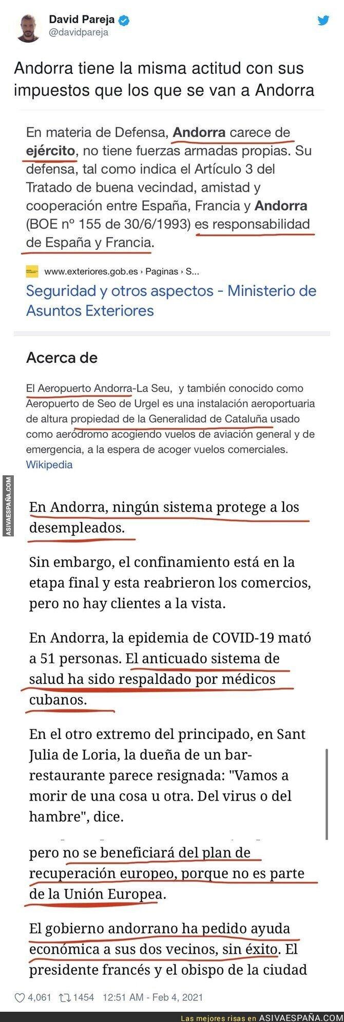 583264 - Cosas que desconocías de Andorra