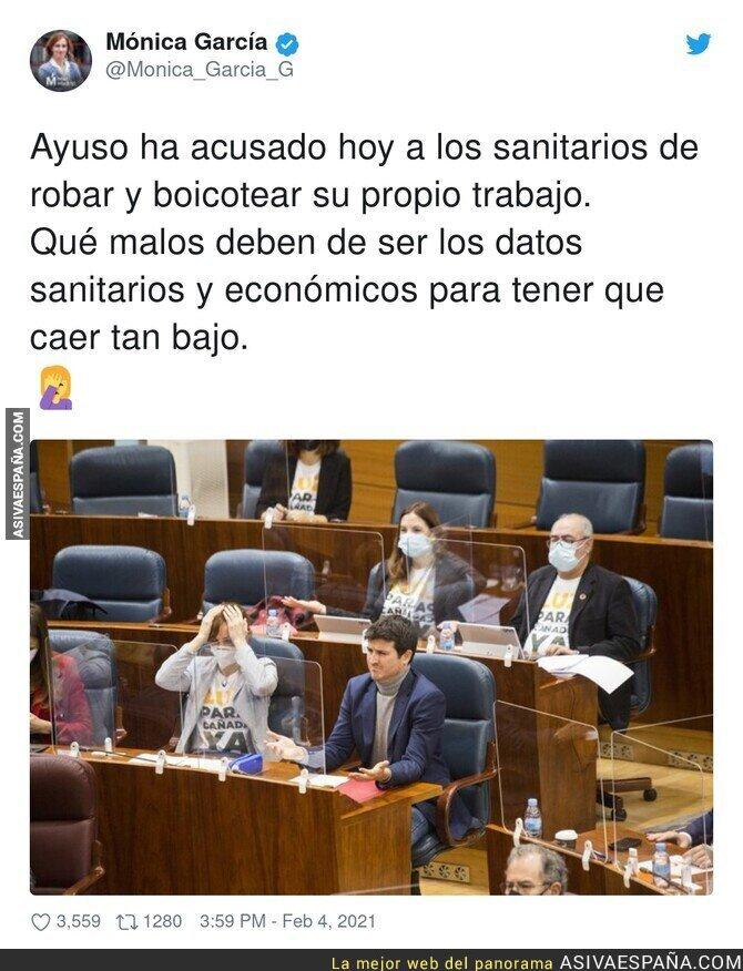 584272 - Madrid no se merece una presidenta así