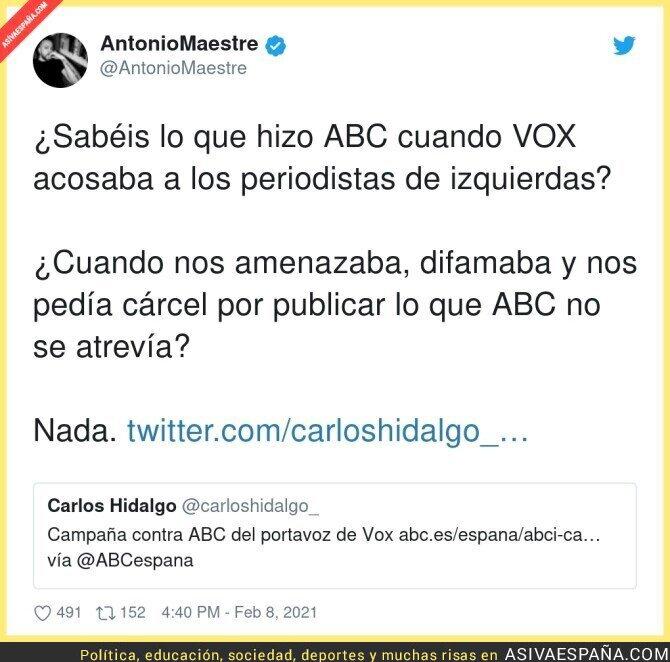 590035 - El periodismo cómplice