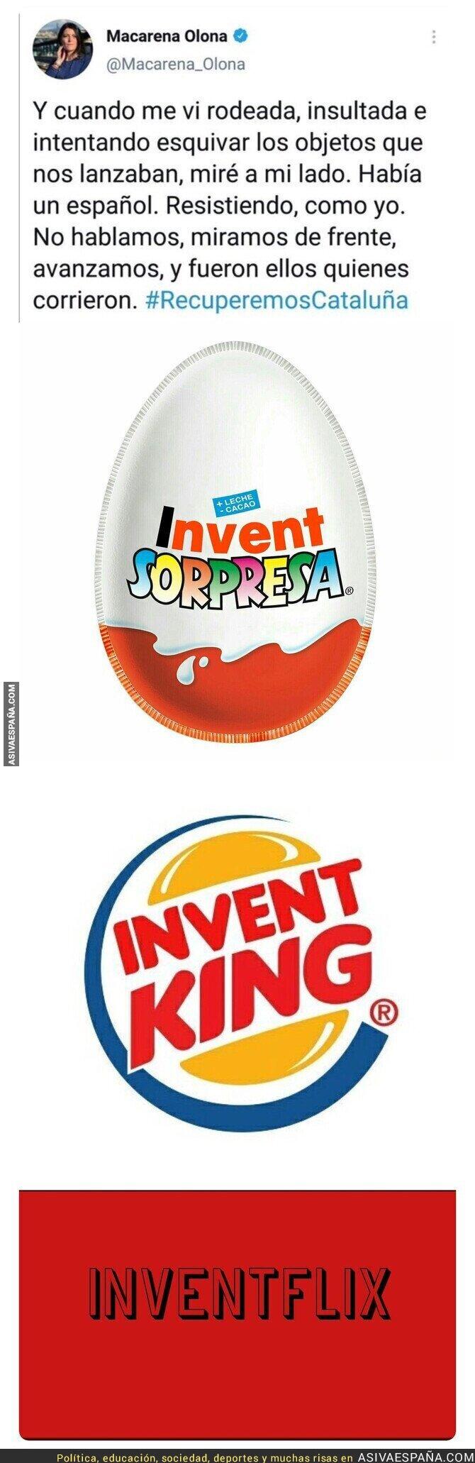 590394 - El buen invent de Macarena Olona