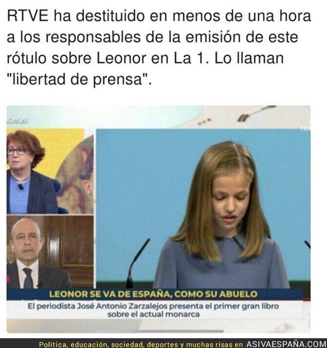 592729 - Normalidad democrática en TVE