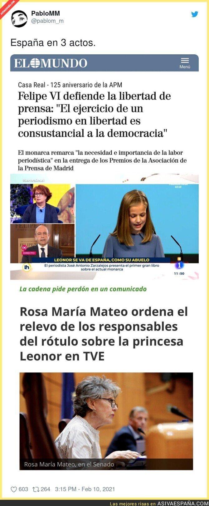 592748 - La democracia ejemplar española