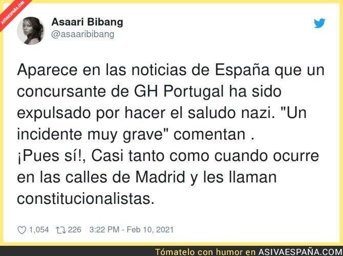 593931 - Hay que alucinar menos con las noticias del exterior y más dar ejemplo en España