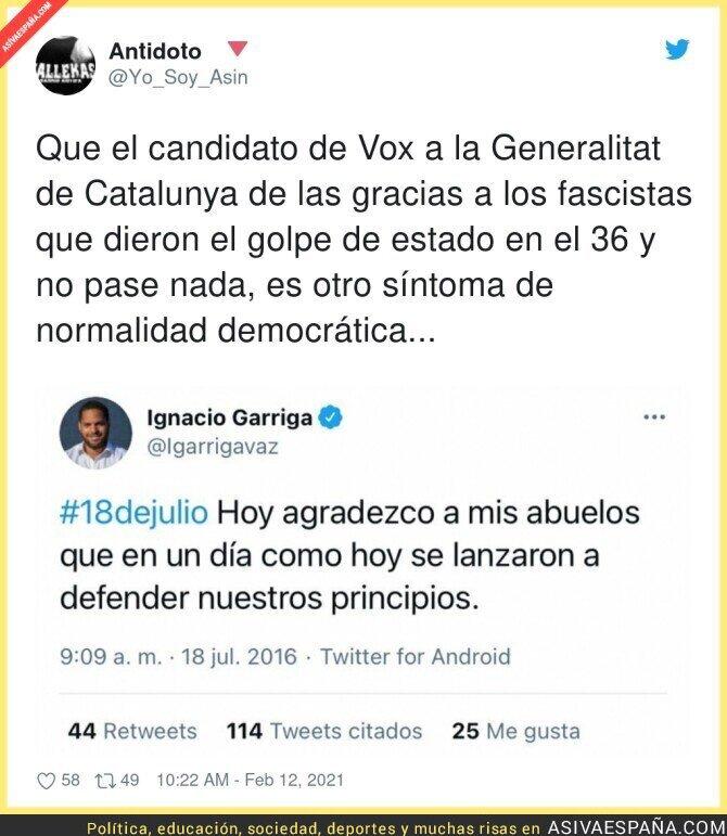 596040 - Es muy grave lo de Ignacio Garriga