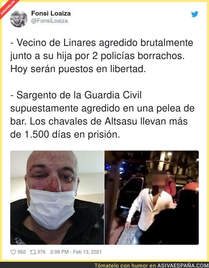 597527 - Es muy grave como está la justicia de España