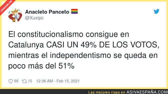 600683 - Un buen titular de las elecciones en Catalunya