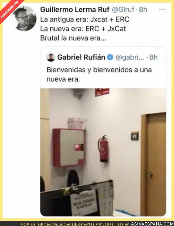 601134 - Tremendo nuevo rumbo de Catalunya