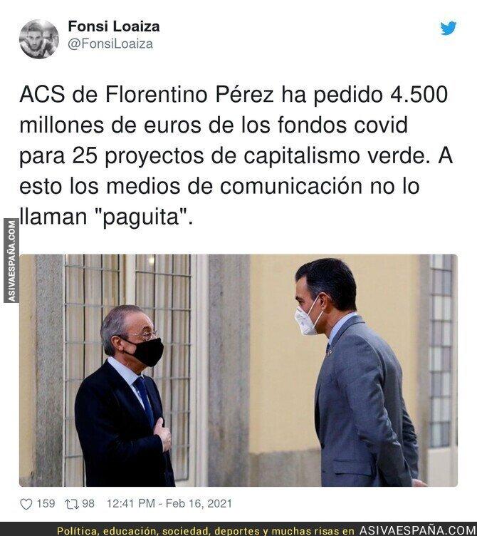 603691 - Florentino en busca de sus paguitas