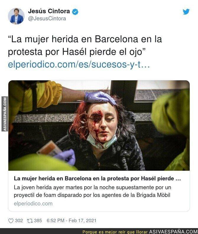 606314 - Un caso más de brutalidad policial