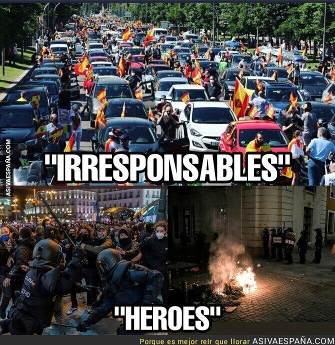 610792 - La hipocresía en este país
