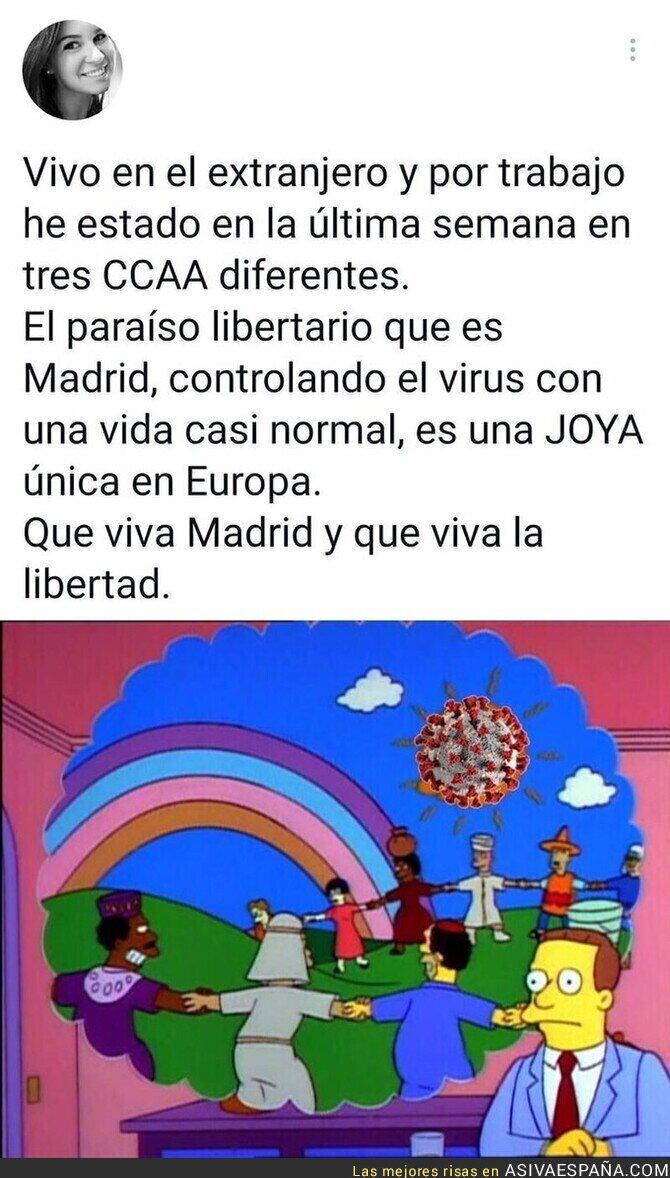 614176 - Madrid es un gran ejemplo para el mundo, claro