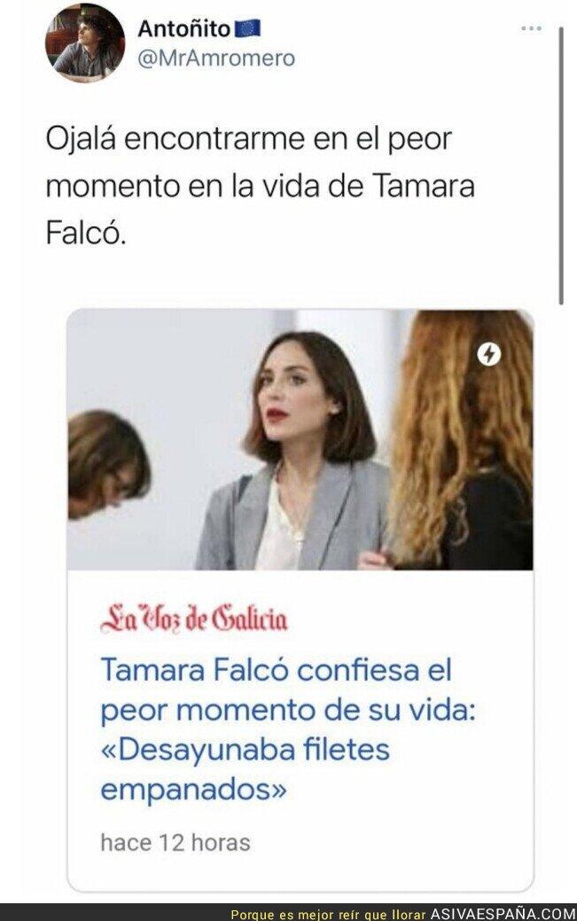 616512 - El gran drama de Tamara Falcó