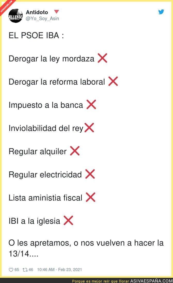 617853 - El PSOE siempre ha sido así
