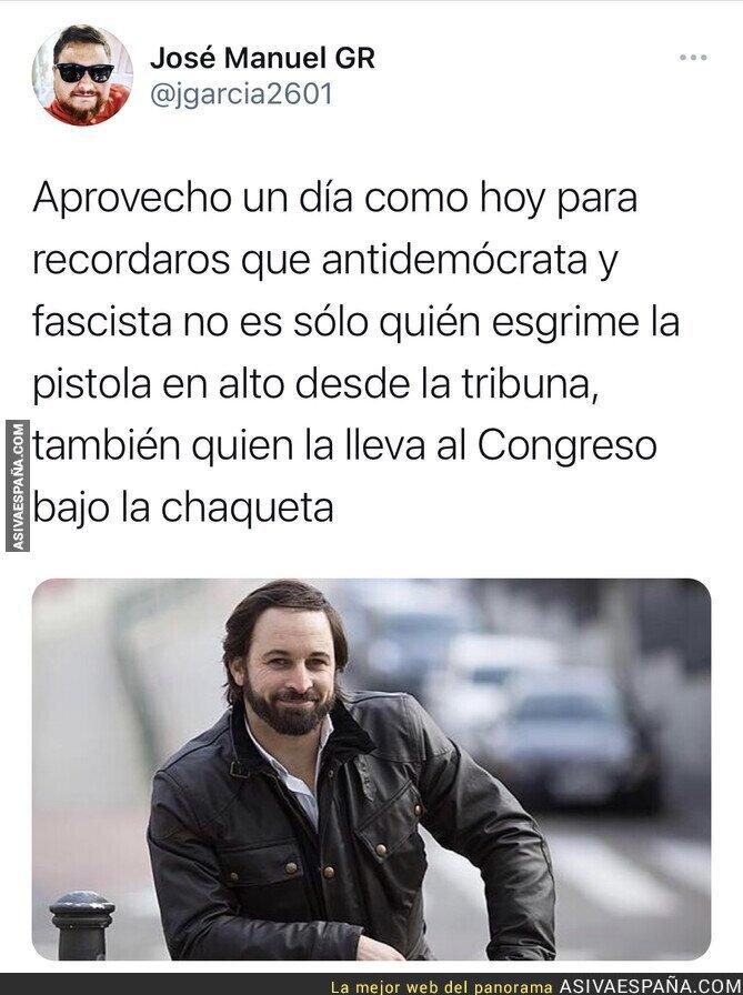 619206 - Pistoleros en el Congreso