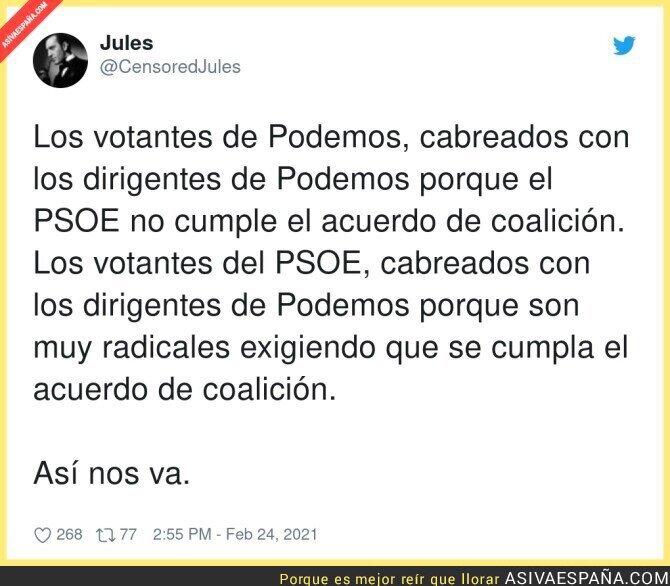 619389 - Las miradas deben ir para los del PSOE sin duda