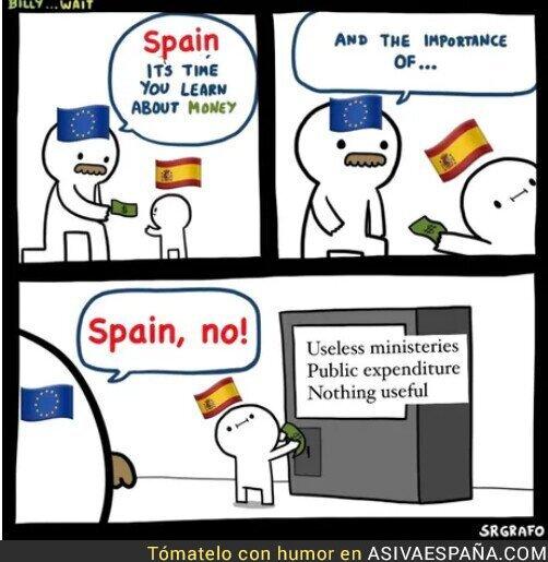 621269 - Nos tienen calaos en Europa