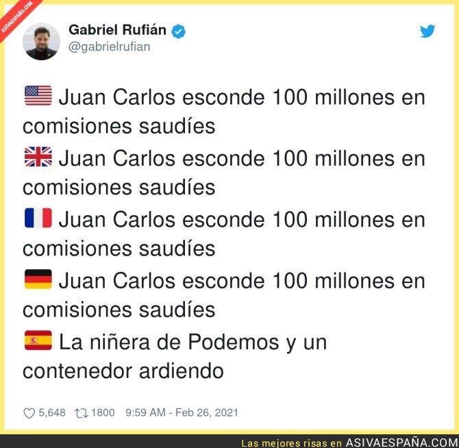 621850 - Duele ver como está el periodismo en España