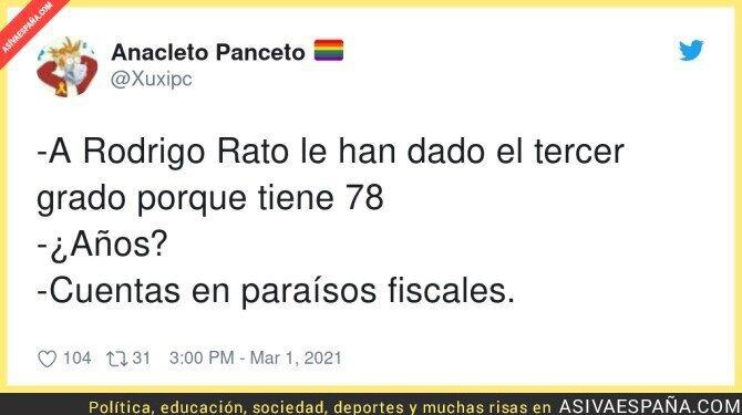 625788 - La suerte de Rodrigo Rato
