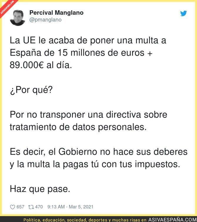 631575 - Hablemos con un tal M.Rajoy que algo de eso sabe
