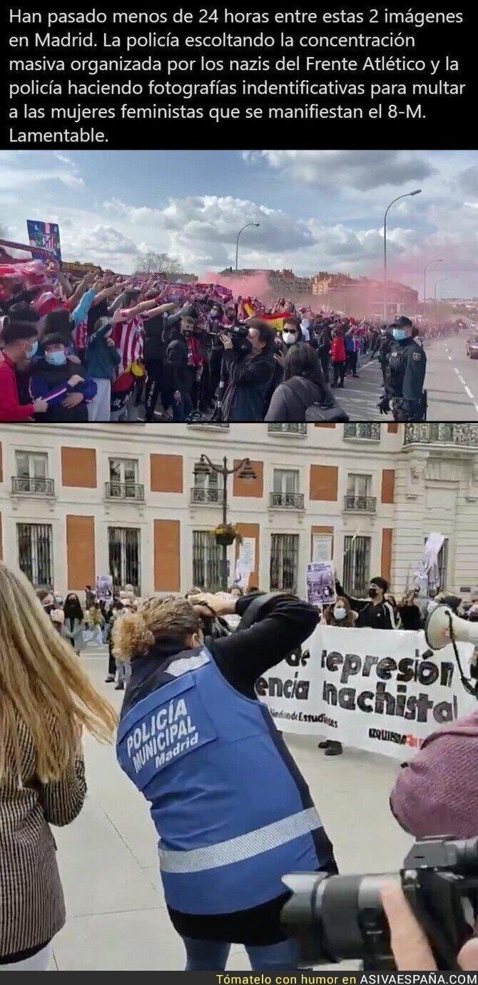 635774 - Lo que pasa en Madrid es incréible