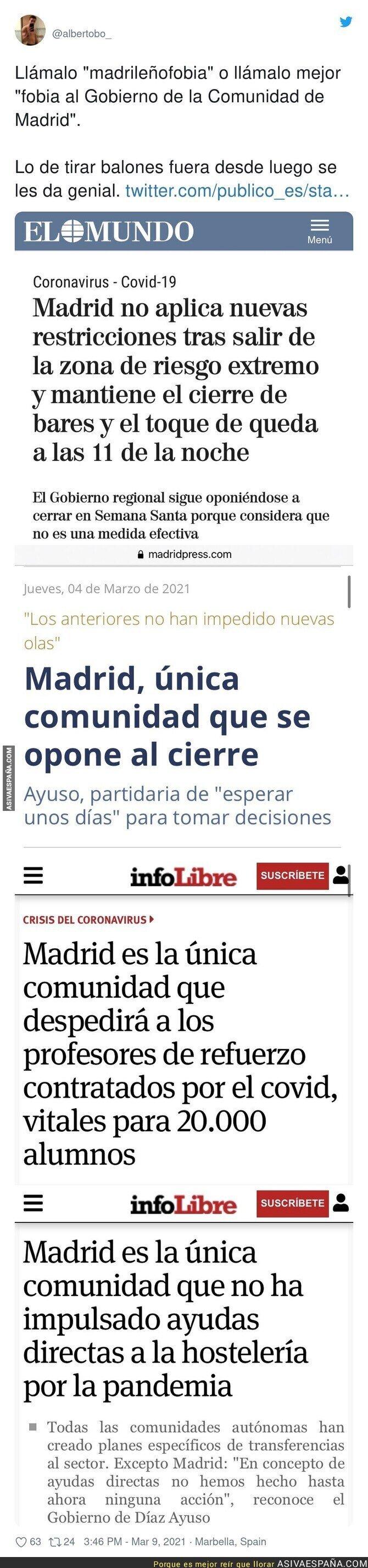 638100 - Madrid se hace la víctima