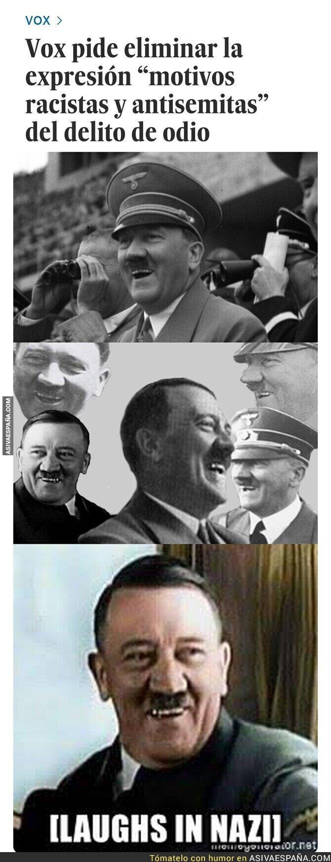 638353 - Hitler se lo está pasando en grande con VOX