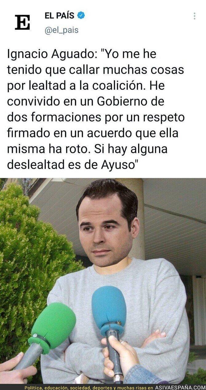 641368 - Ignacio Aguado no puede más