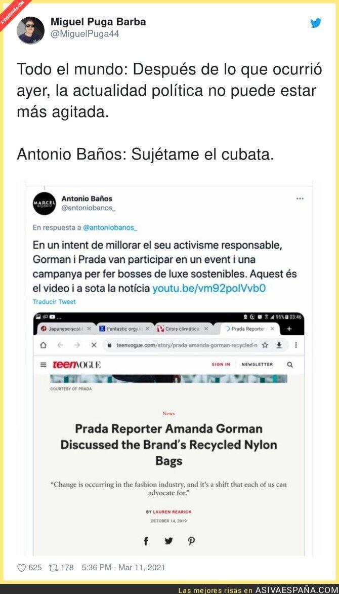 641713 - Vaya cagada lo de Antonio Baños
