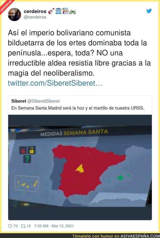 642407 - El comunismo español