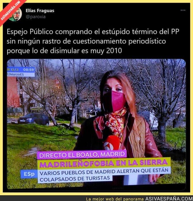 642758 - Madrileñofobia entre los madrileños jajaja