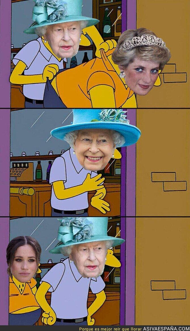 643111 - La Reina Isabel y sus problemas