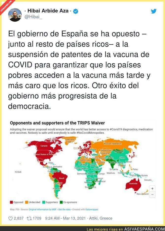 645038 - La gran insolidaridad de España