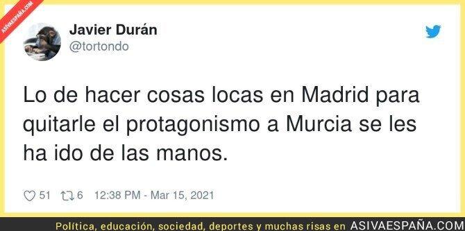 647622 - Es tremendo lo de Madrid
