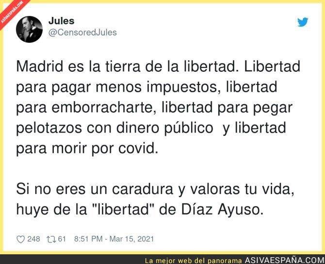 649021 - La libertad de Isabel Díaz Ayuso