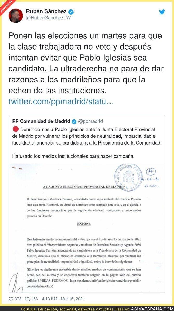650202 - El ridículo esperpéntico del PP en Madrid