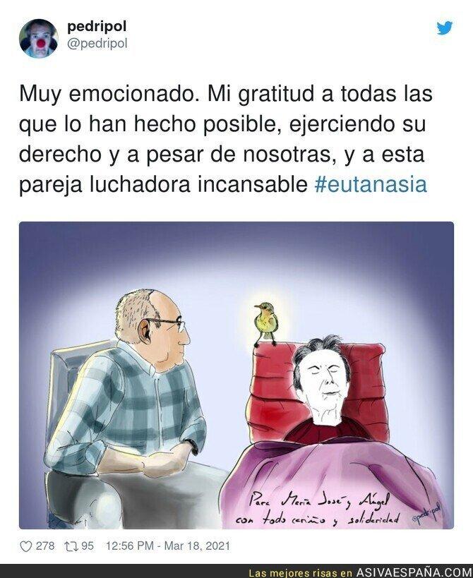 653642 - La eutanasia ya es posible en España