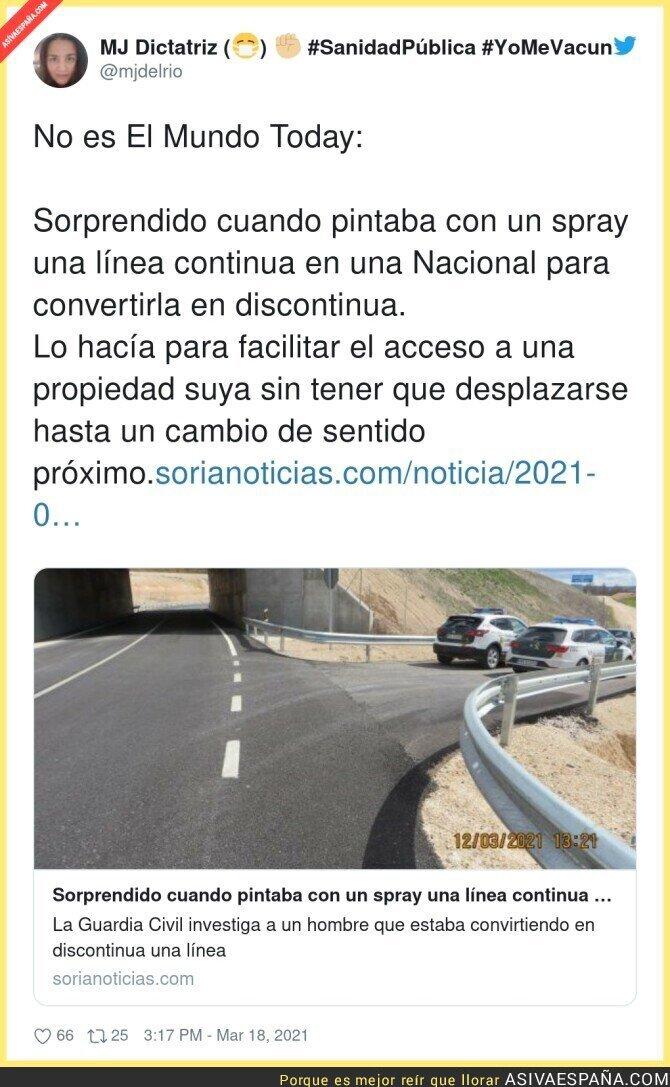 653928 - Lo que faltaba por ver en carreteras españolas