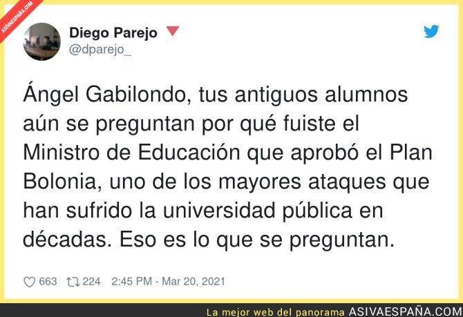 657296 - Una gran duda sobre Ángel Gabilondo