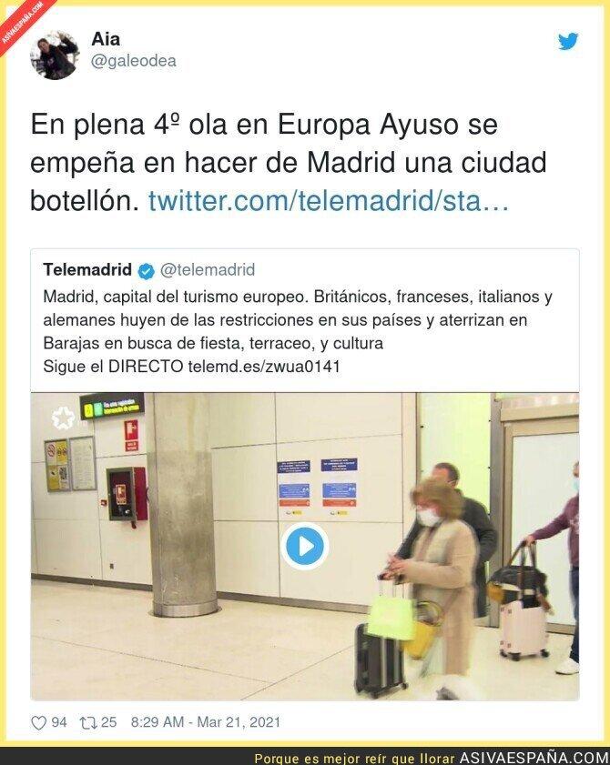 657550 - La Madrid que gusta al PP en plena pandemia