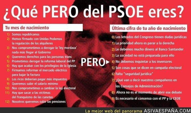 659899 - Realidad del PSOE
