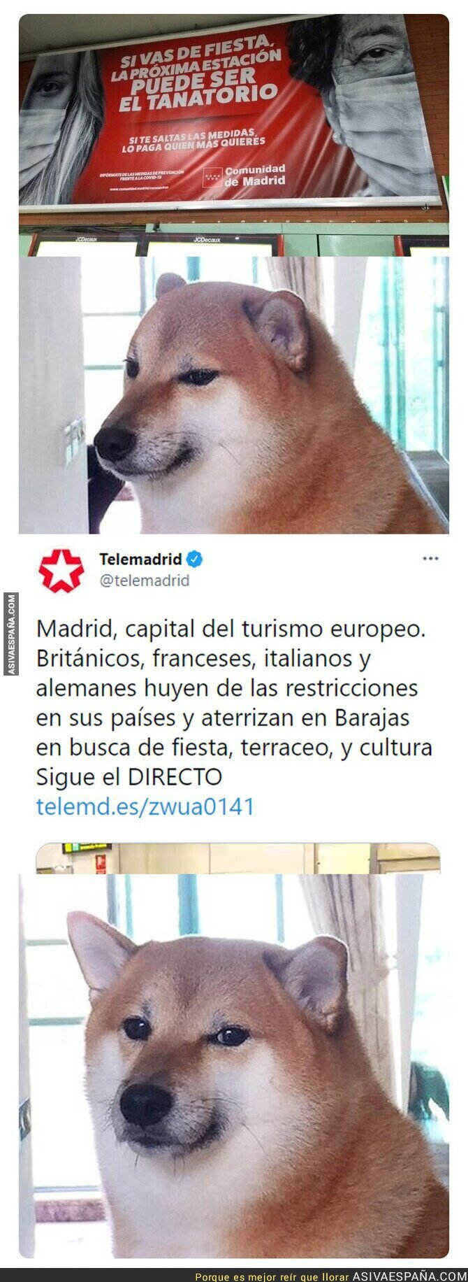 662209 - Madrid está en total descontrol