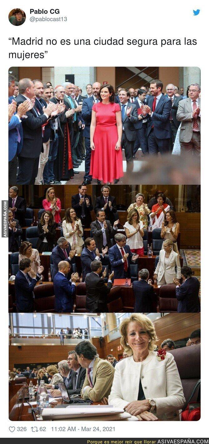 662416 - Ya se ha demostrado que en Madrid mandan y mucho las mujeres